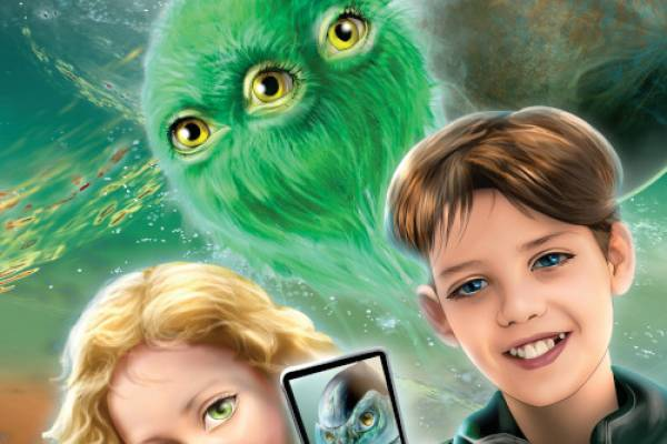 Харт: Космическа мисия Вирон - история за хлапета и приключения