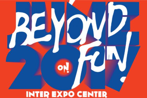 ON! Fest - фестивал за косплей, гейминг, графити