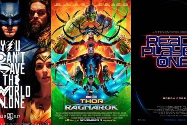 Камера. Екшън. Топ 3 филмови трейлъри от Comic-Con 2017