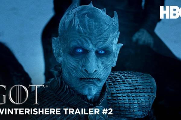 Нов трейлър за Игра на тронове - сезон 7