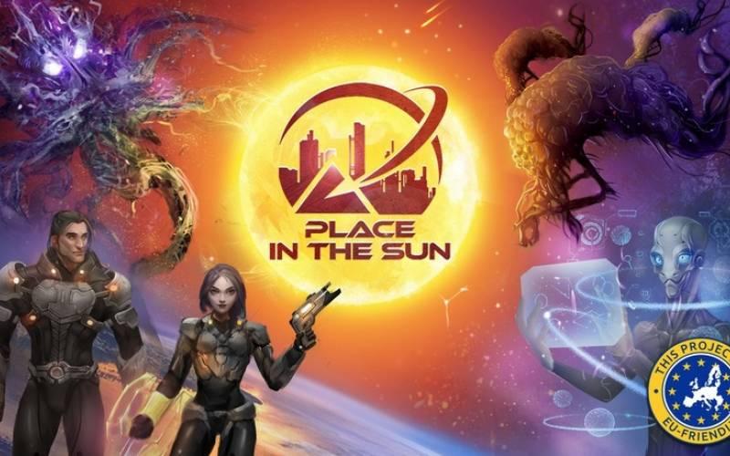 В орбита: Kickstarter кампанията на A Place in the Sun