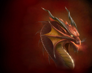 dragon head wallpaper