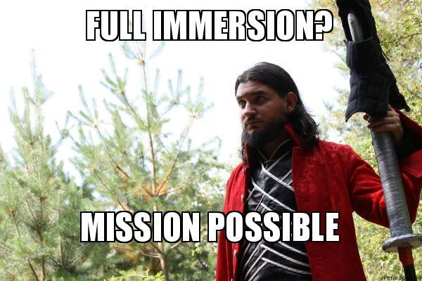 full-immersion ЛАРП