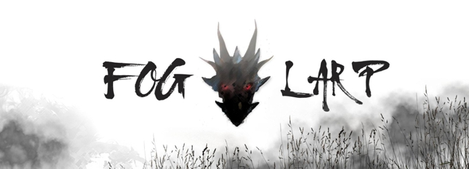 The Fog LARP 2017 logo