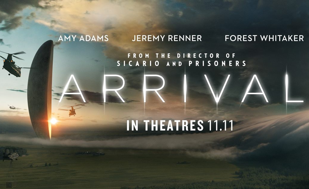 arrival-poster Кино & TV