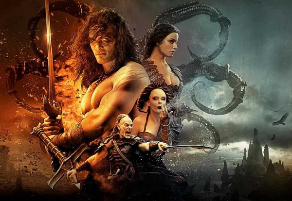 conan-the-barbarian Кино & TV