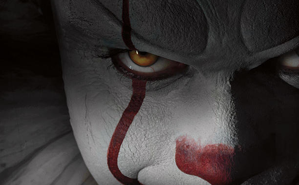 it-movie-pennywise Кино & TV