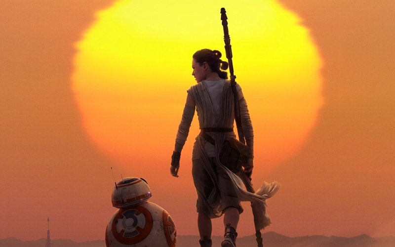 Зад кадър и първи тийзър постери на Star Wars: The Last Jedi