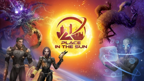 A Place in the Sun - board game